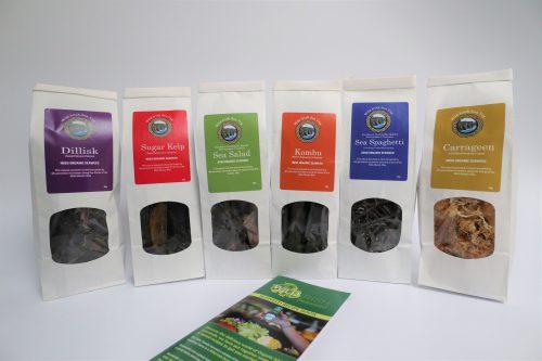 Seaweed starter pack
