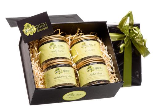 Seaweed Skincare Gift Set