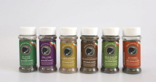 Seaweed sprinkle starter pack
