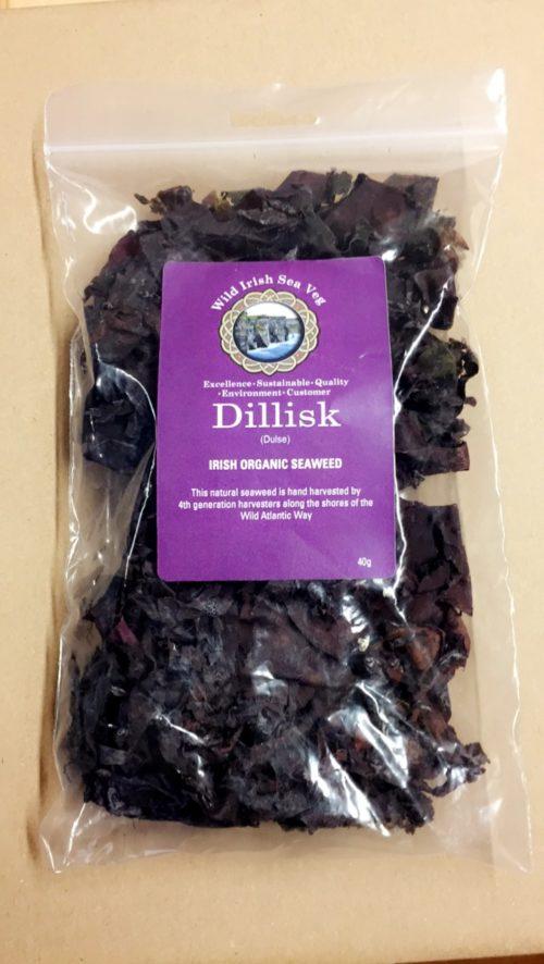 Seaweed Plastic Dulse Dillisk