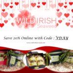 Valentines Day Sale Seaweed
