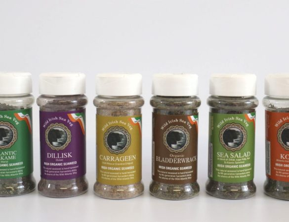 Seaweed Seasoning Range